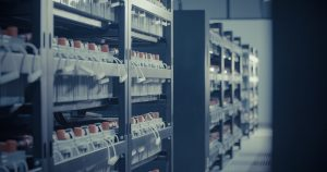 Data centre batteries
