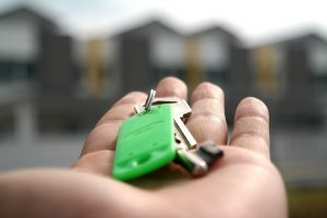 House sold, keys