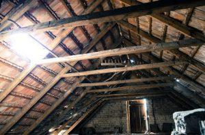 Unused loft space to convert