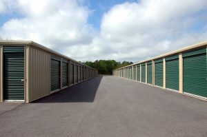 The Benefits Of Renting A Self Contained Storage Unit